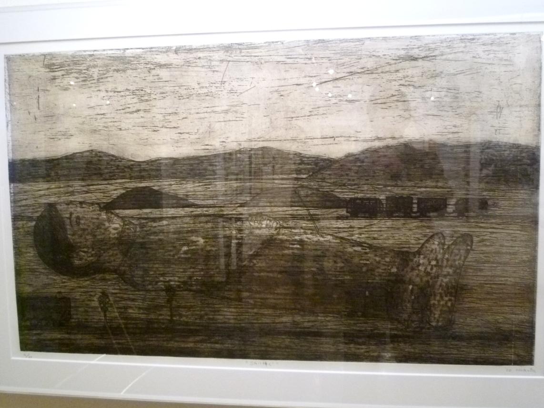 1534) ③「多摩美術大学版画科OB展 2011」 さいとう 終了1月25日(火)~1月30日(日)_f0126829_11242353.jpg