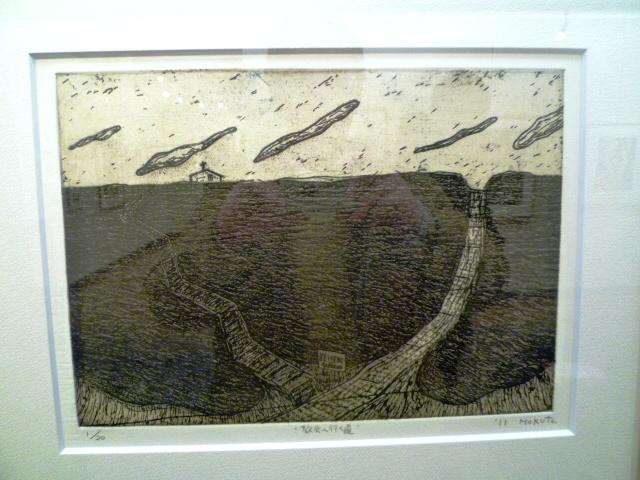 1534) ③「多摩美術大学版画科OB展 2011」 さいとう 終了1月25日(火)~1月30日(日)_f0126829_11243725.jpg