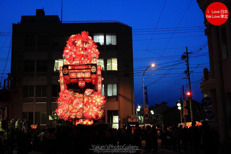南砺市福野 「夜高祭」 写真撮影記04 夜高行燈夕暮れ編_b0157849_15215946.jpg