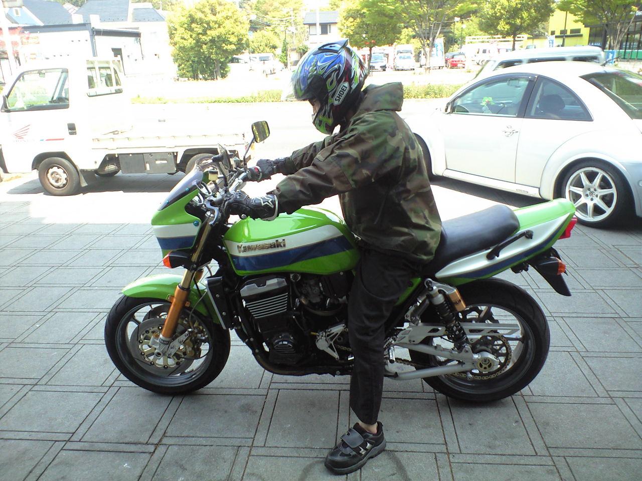 ZRX1100 嫁入り整備 その3_a0163159_22124100.jpg