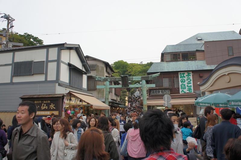 江の島  2011.5.4_e0223771_23133819.jpg