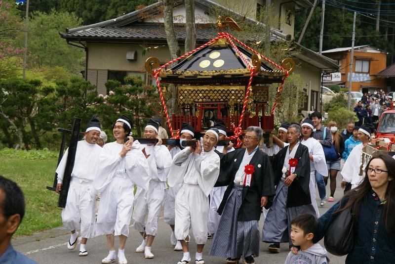 花園神社祭礼 北茨城市_b0183886_721043.jpg