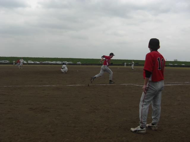 野球日和_b0209507_13184937.jpg