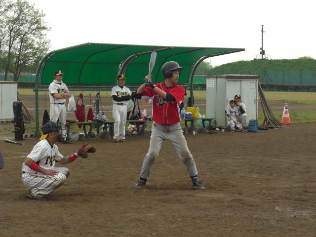 野球日和_b0209507_1318566.jpg