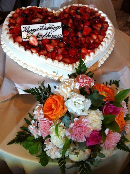結婚式に招待されました♪_b0210827_21503743.jpg