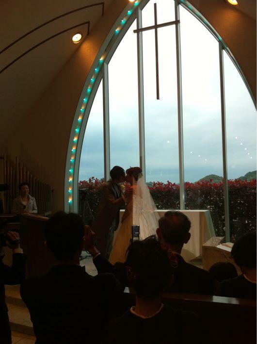 結婚式に招待されました♪_b0210827_2150939.jpg