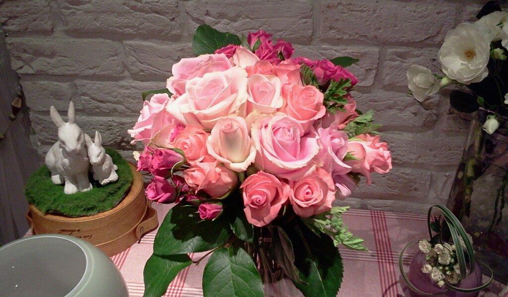 お花レッスンと毎月のお花たち_f0031554_20261264.jpg