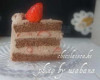 アンパンマンのチョコケーキ&こいのぼり弁当_f0193555_12461173.jpg
