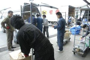 2回目の被災地訪問 ⑥ 物資を届ける_f0088456_314796.jpg