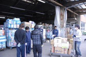 2回目の被災地訪問 ⑥ 物資を届ける_f0088456_35484.jpg