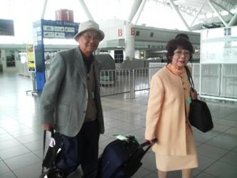 肺癌キャリア、前立腺がんキャリアの父、今度はスペインへ!_e0188087_0591480.jpg