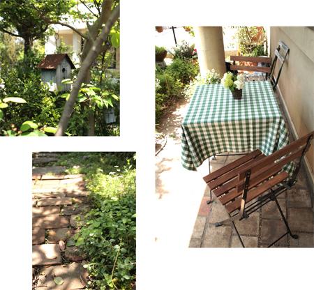 週末の、ガーデンランチ_d0174704_23284123.jpg
