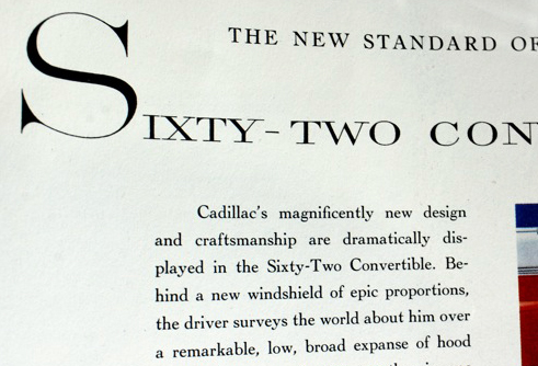 1956年製シトロエンのカタログに使われたフォントは_e0175918_5444612.jpg