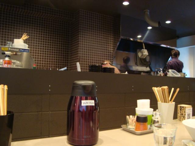 新宿「つけ麺 五ノ神製作所」へ行く。_f0232060_14514212.jpg