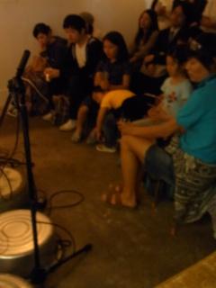 集った夜 「そ う して みんな 集まった」_c0192970_2218564.jpg