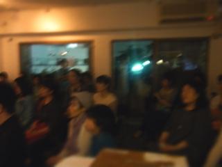 集った夜 「そ う して みんな 集まった」_c0192970_2218618.jpg