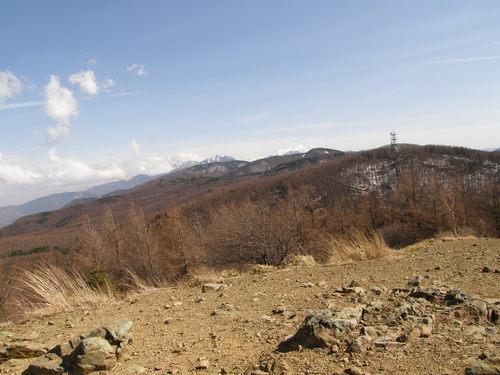 釜無山と入笠山_e0232277_14221492.jpg
