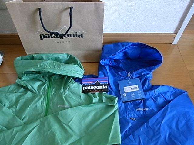 台北PatagoniaでHOUDINI FULL-ZIP購入_b0219778_17135154.jpg