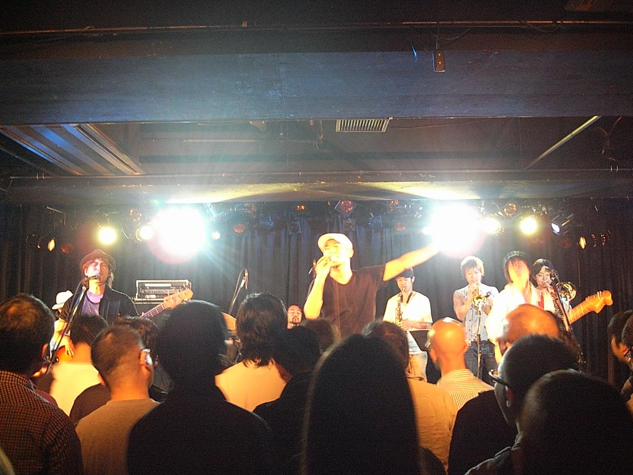 Jackson vibe@渋谷のO-nest_e0230090_165902.jpg