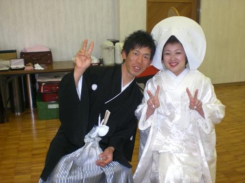 婚礼お支度 5月7日_e0161697_14311346.jpg