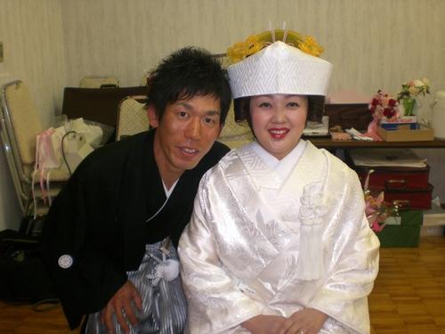 婚礼お支度 5月7日_e0161697_14354062.jpg