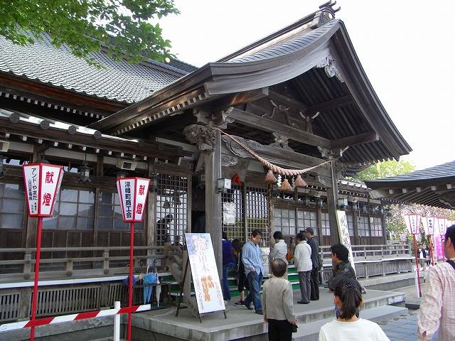 倶梨伽羅八重桜祭り_c0194417_1428426.jpg