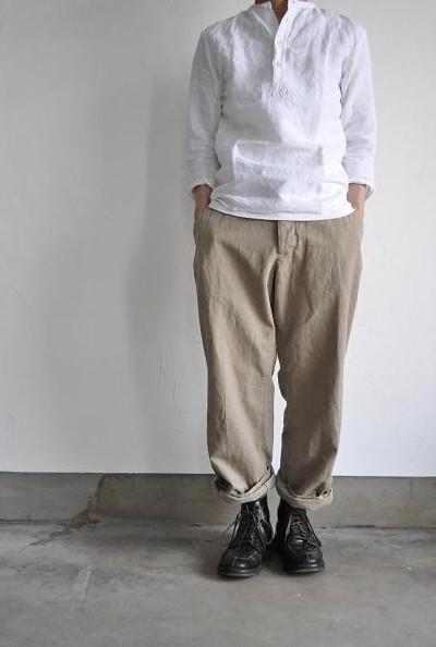 jujudhau/ズーズーダウ メンズ シャツ
