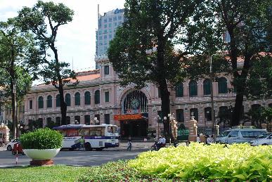 ベトナム旅行記~ホーチミンの街~_a0175348_1925577.jpg