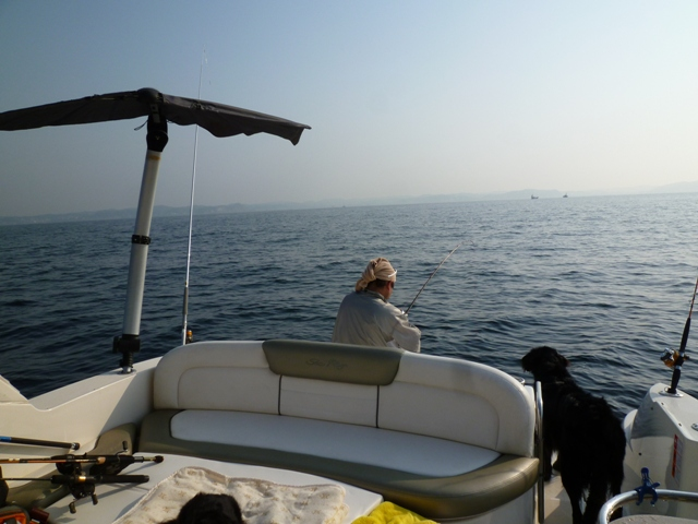 2011 5月 GW 海で遊ぶ~ 其の五 釣り三昧_c0134862_2533947.jpg