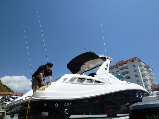 2011 4月 GW 海で遊ぶ~ 其の壱 SEAJAS出航ー!!_c0134862_3234837.jpg