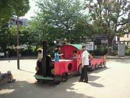 くま組 汽車ぽっぽ公園に行きました。_c0151262_11125822.jpg
