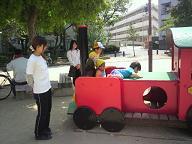 くま組 汽車ぽっぽ公園に行きました。_c0151262_1114154.jpg