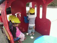 くま組 汽車ぽっぽ公園に行きました。_c0151262_11153626.jpg
