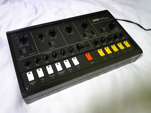 "Korg""X-911 Guitar Synthesizer""_e0052576_0391351.jpg"