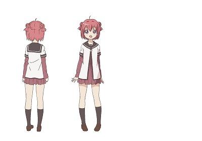 TVアニメ「ゆるゆり」今夏放送開始予定!_e0025035_1010524.jpg