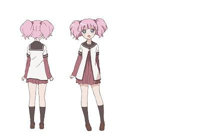 TVアニメ「ゆるゆり」今夏放送開始予定!_e0025035_10122854.jpg