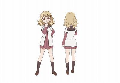 TVアニメ「ゆるゆり」今夏放送開始予定!_e0025035_10141554.jpg