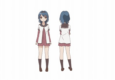 TVアニメ「ゆるゆり」今夏放送開始予定!_e0025035_10175169.jpg