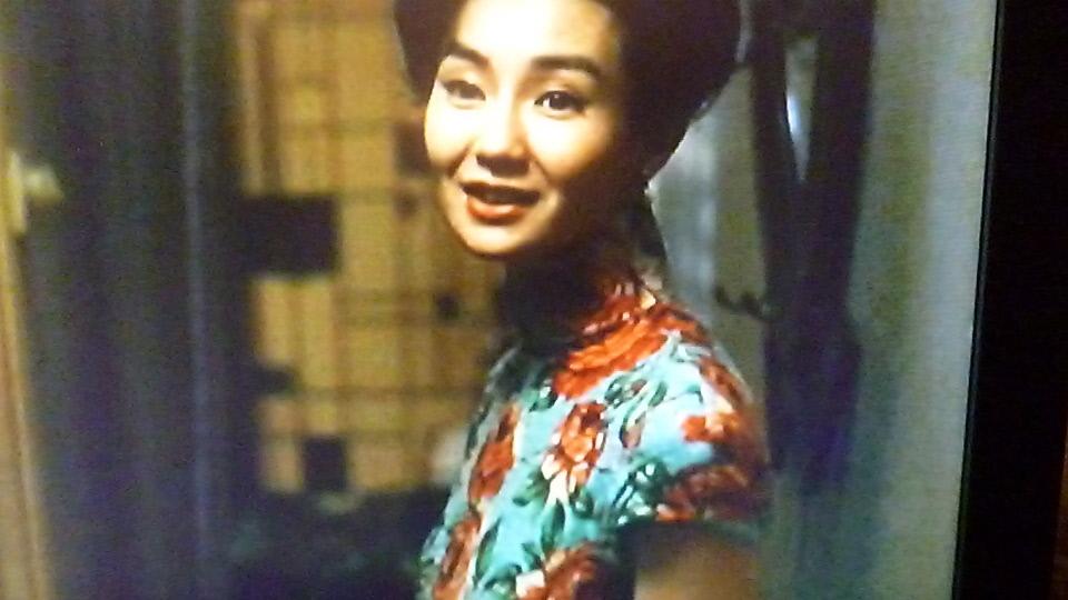 花様年華「60年代モダンチャイナドレス」_b0210699_0183888.jpg