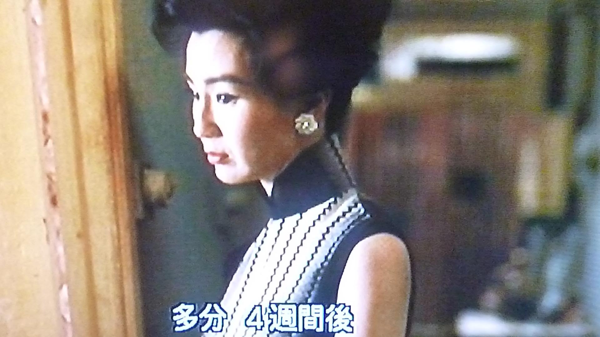花様年華「60年代モダンチャイナドレス」_b0210699_0244470.jpg