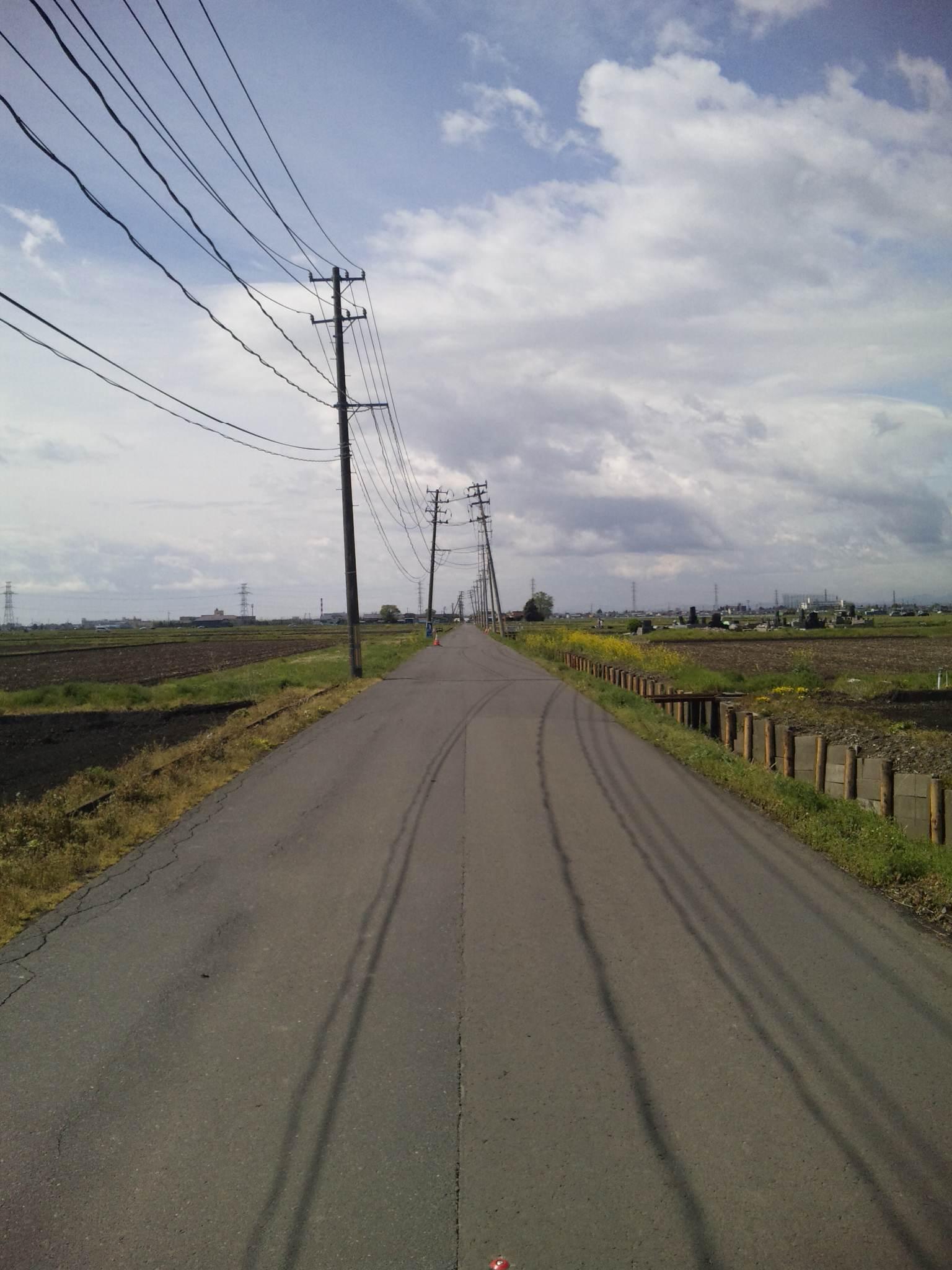 台風と遠足_c0183104_15543067.jpg