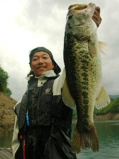 5月11日(Wed) 池原ダム湖の本日の主な釣果・・・_d0204114_20541669.jpg