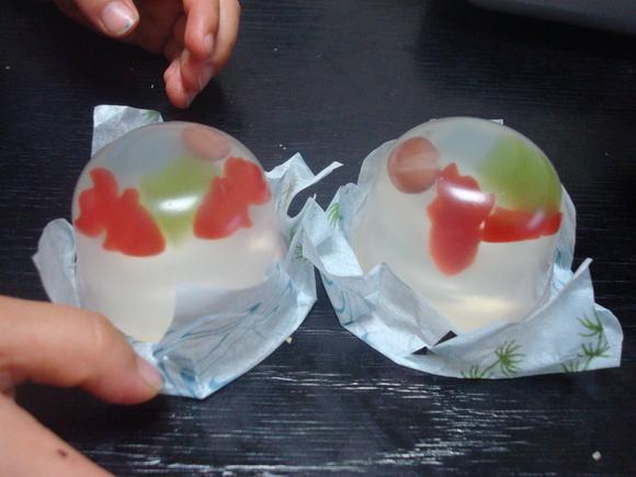 涼菓 Japanese sweets for early Summer_a0186568_728246.jpg