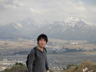 KJ20周年実行委員会     浦佐城から上山城へ_b0092684_2222940.jpg