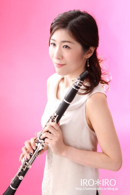 クラリネット奏者_e0199585_1222855.jpg