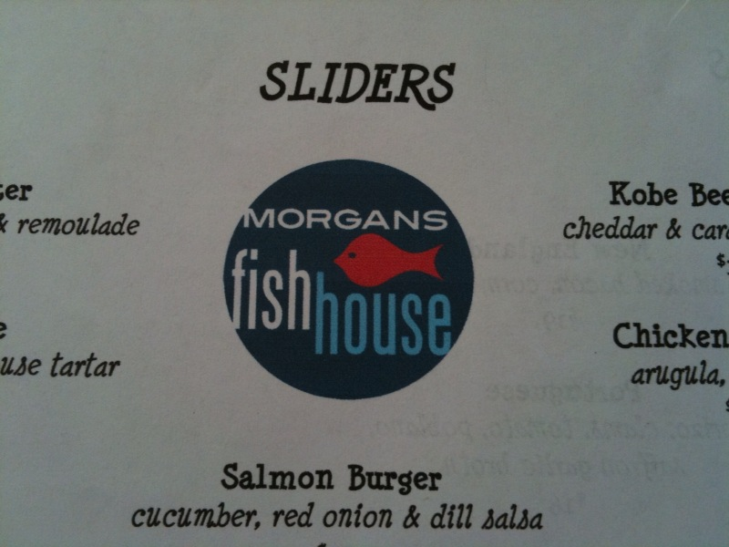 Morgans fish house my sweet home ny for Morgans fish house