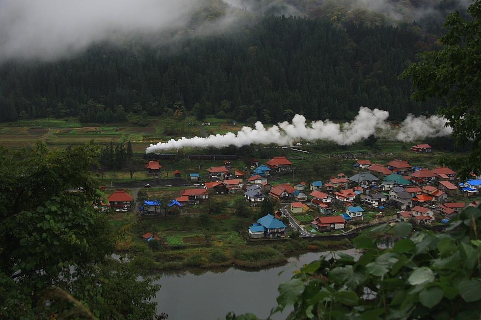 雨 - 2010年秋・只見 -_b0190710_2120283.jpg