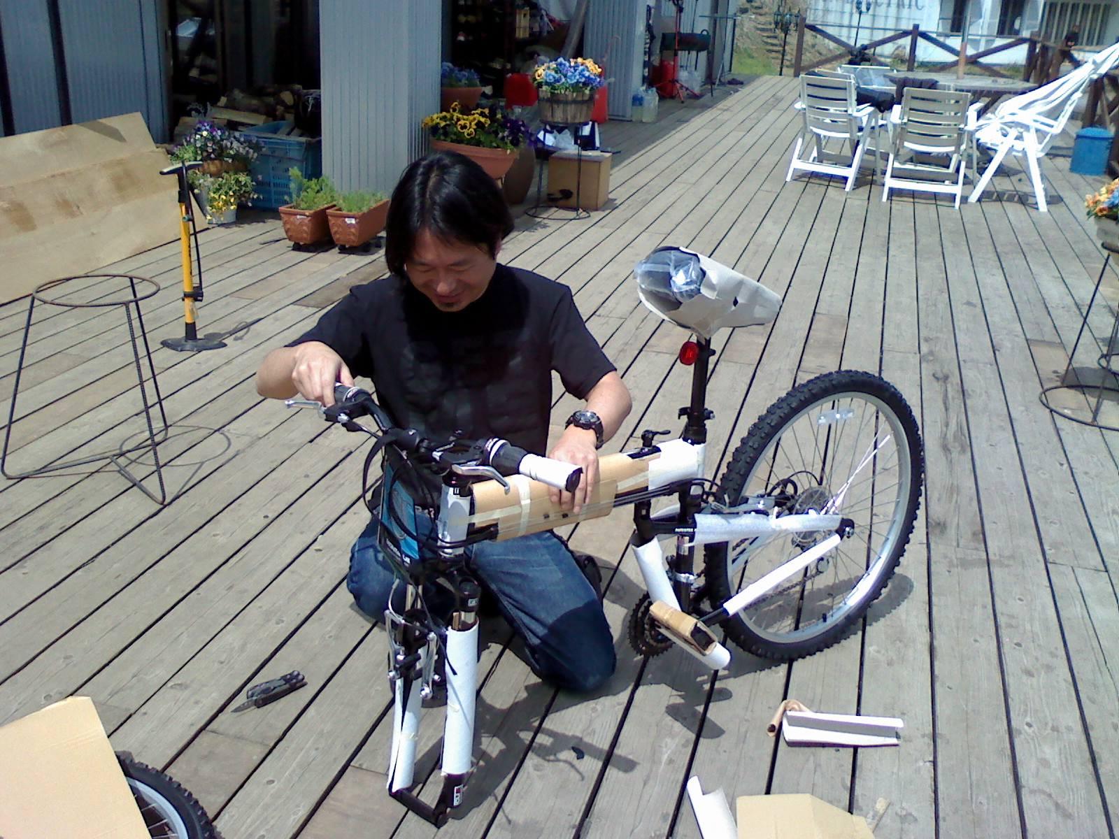 那須にも自転車を届けました。_f0063022_12112835.jpg