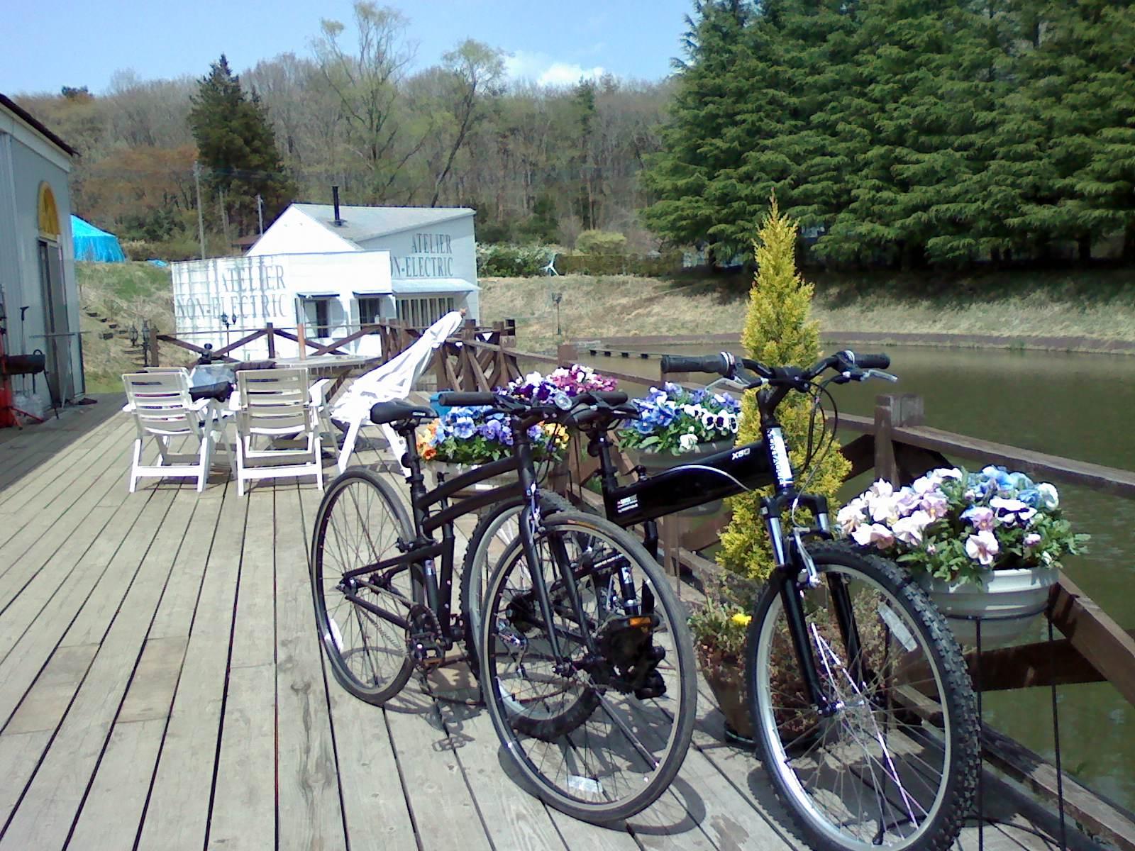 那須にも自転車を届けました。_f0063022_12114498.jpg
