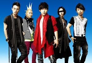 SPYAIR  新曲「サムライハート」着うた配信開始5週目にして、レコチョクアニメチャートで1位を獲得!_e0025035_272252.jpg